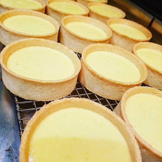 Pie Prep GALORE!! Well... a cross between a tart and a pie... Key Lime that is..