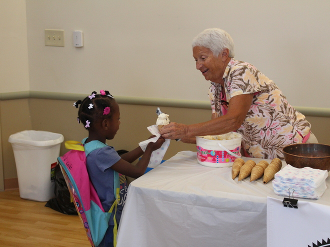 Senior Citizens Volunteer Program