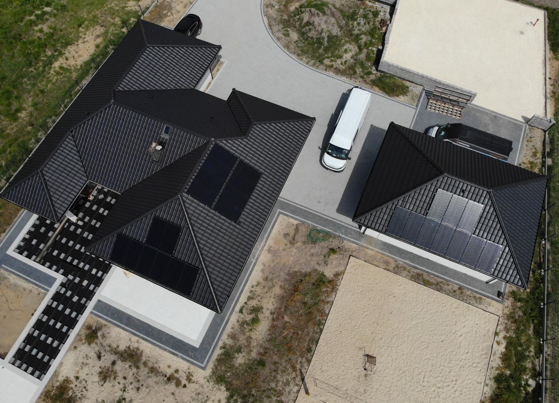 Wieluń, unstalacja 9,88 kW