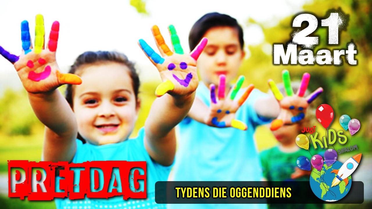 Kids&Teens Pretdag - Mrt 2021