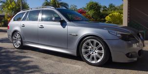 Limo BMW 5 Series M5 Sportswagon