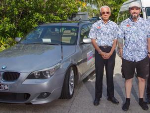 Cairns To Port Douglas Transport
