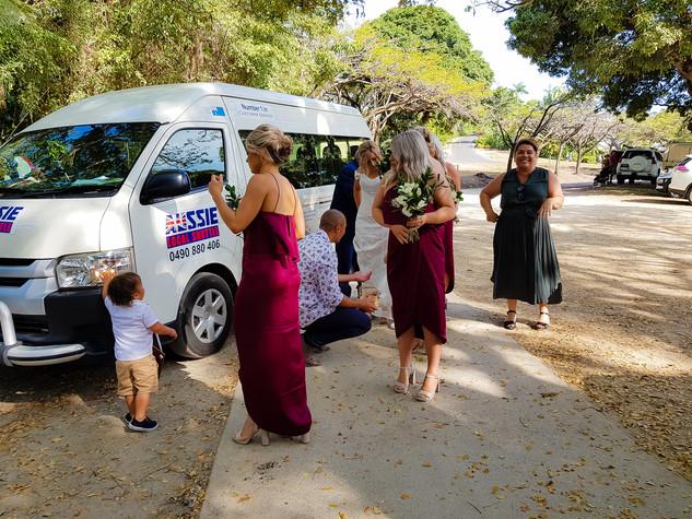 Wedding Transfer