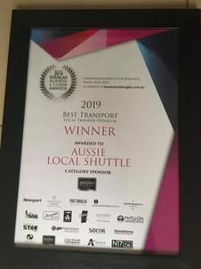 Winner Best Port Douglas Transport