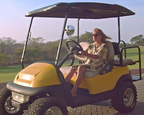 viridian experience casa madera golf cart