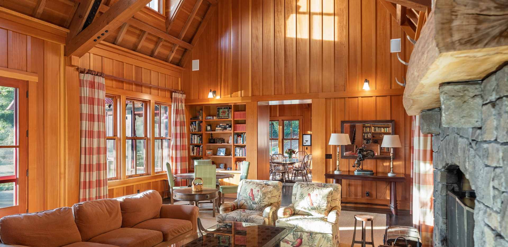 high rock ranch mendocino luxury house rental