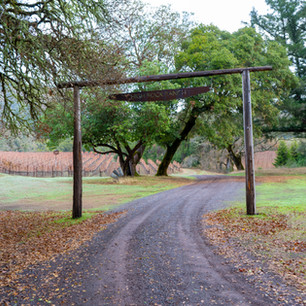 entrance to rental