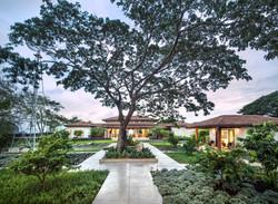 casa madera garden