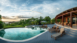 Casa Caiman Pool Deck