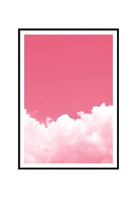 PINK SKY, PRINTABLE