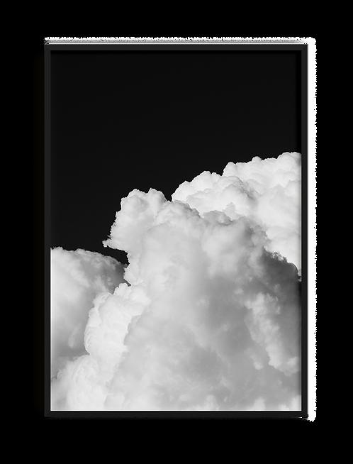 MONOCHROMATIC SKY, PRINTABLE