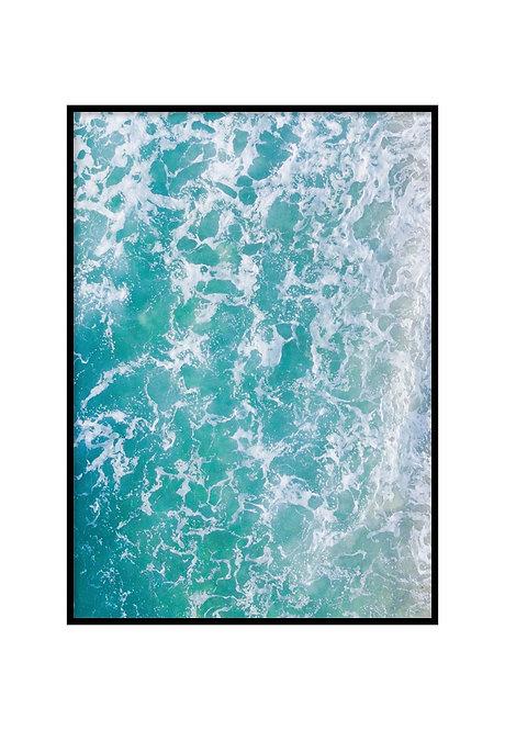 BRIGHT SEA, PRINTABLE