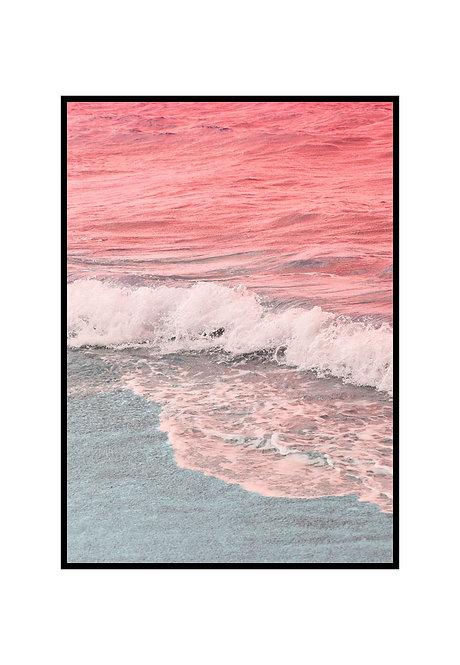 PINK SEA II, PRINTABLE