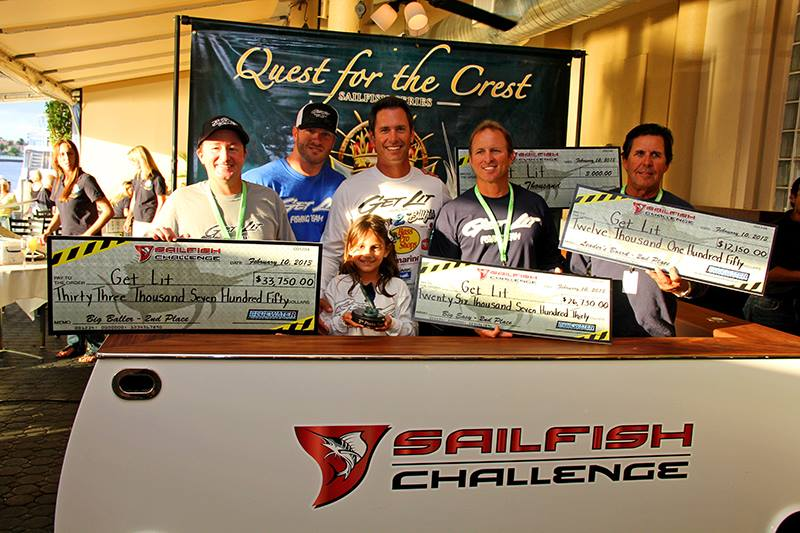 2013 Sailfish Challenge