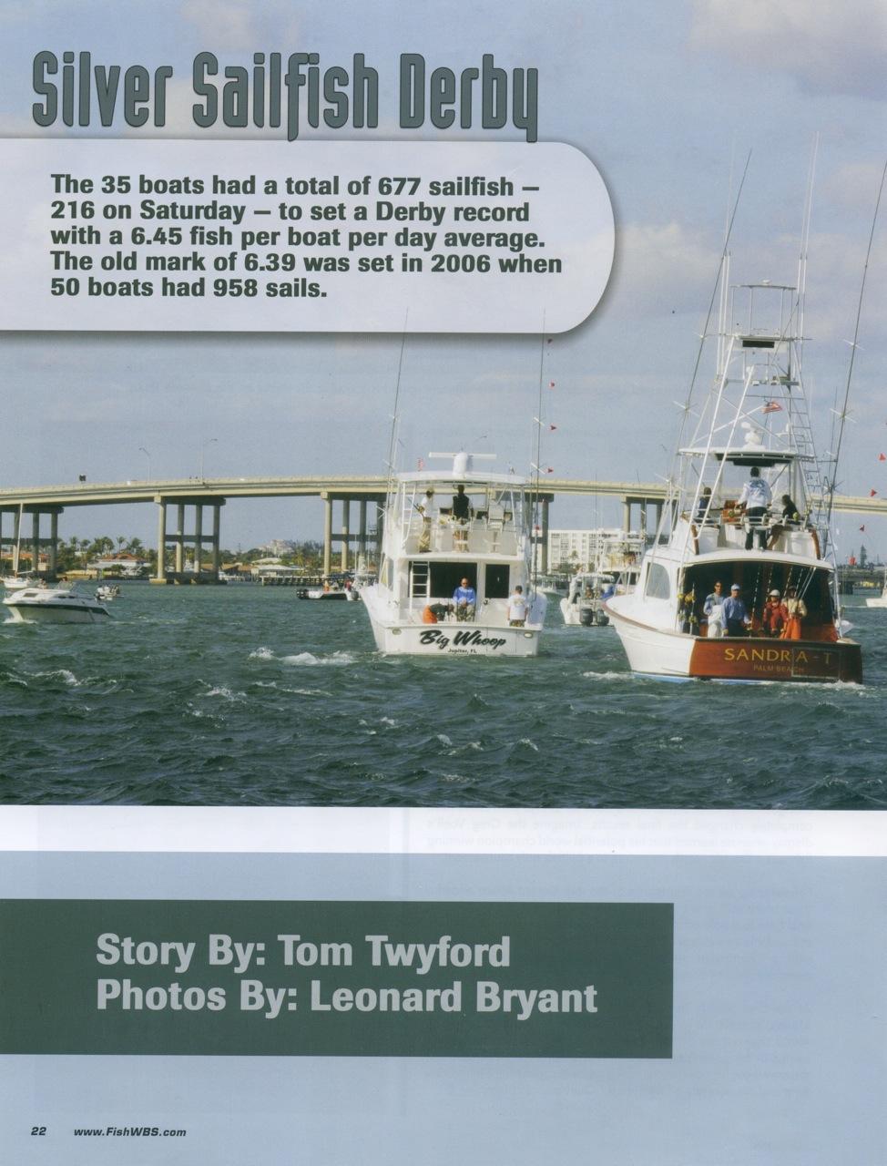 Silver Sailfish Get Lit wins 2011