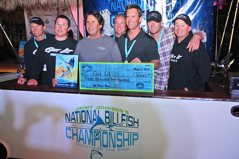 2013 Jimmy Johnson's Sailfish Tournament