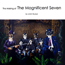 The Making of the Mognificent Seven