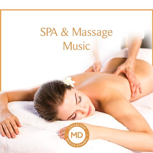 CD SPA & massage music