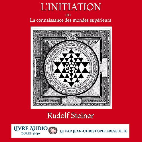 MP3 L'initiation R. Steiner