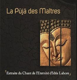 CD La PUJA des Maîtres