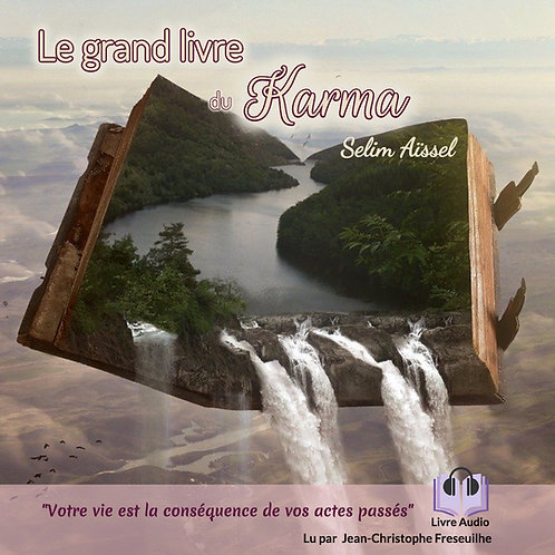 MP3 Le grand livre du Karma Selim Aïssel
