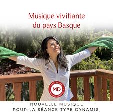 CD Musique vivifiante du pays Basque