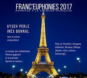 CD Franc'Euphonies 2017