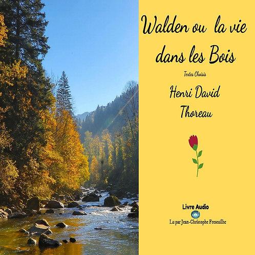 MP3 Walden ou la vie dans les Bois