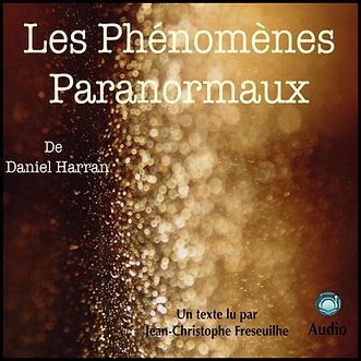 Phénomènes paranormaux Daniel Harran