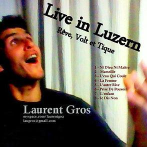 MP3 Laurent Gros Live In Luzern