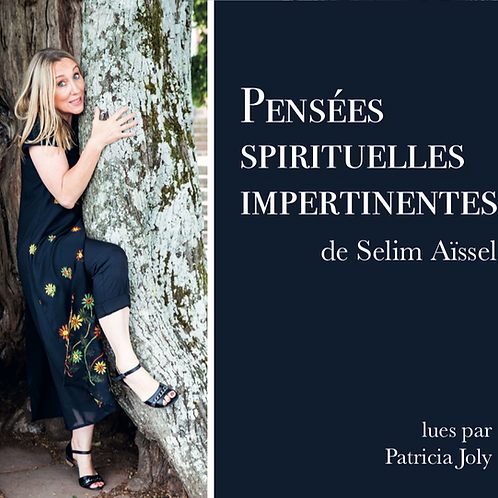 CD Pensées Spirituelles Impertinentes