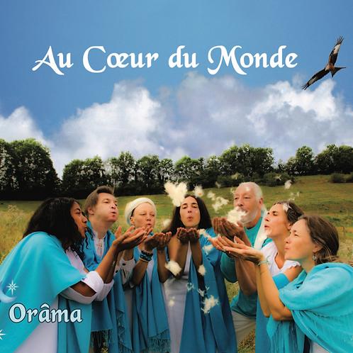 CD Au coeur du monde