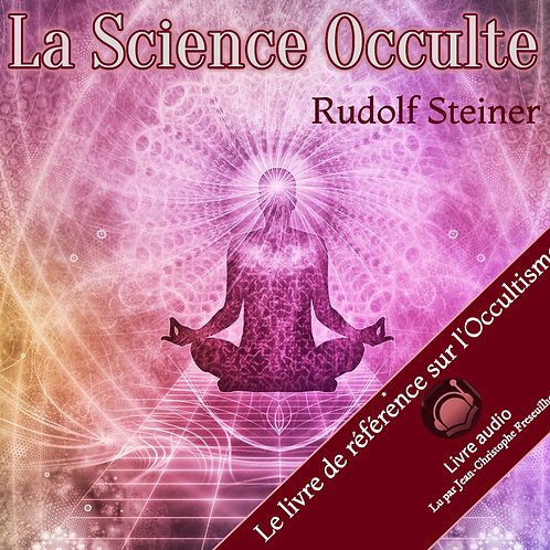 MP3 Science de l'occulte R. Steiner