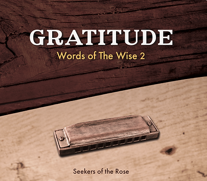 CD Gratitude - Words of The Wise 2