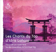 CD Les Chants du Tao