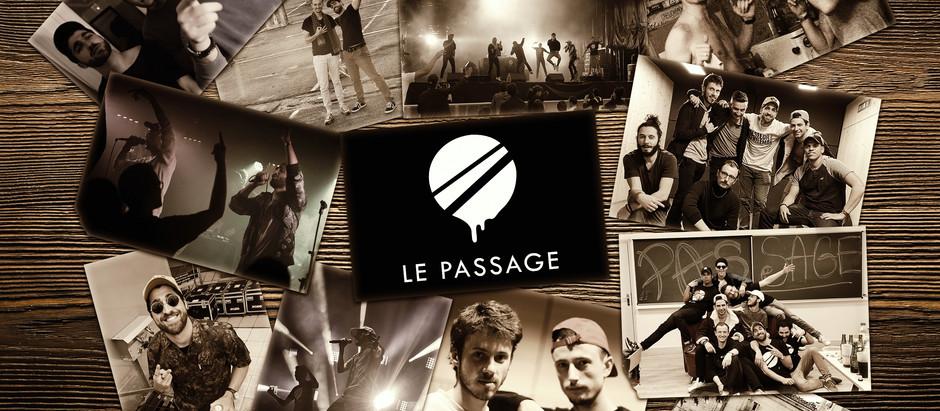 Nouvel Album - Le Passage - Pi-Well