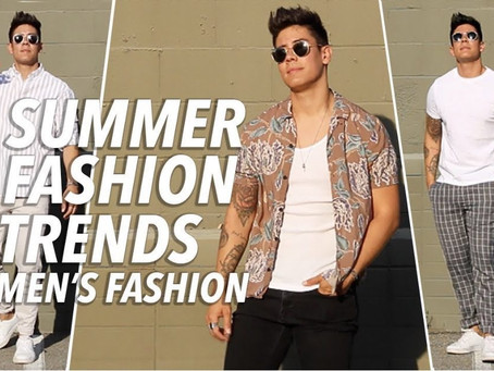 5 Summer Shopping tips for Men | The VogueNaari