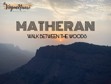 MATHERAN- A Walk between the Woods