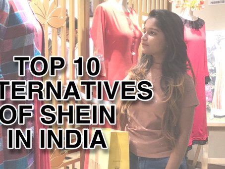 TOP 10 SHEIN ALTERNATIVES IN INDIA