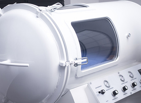 Hyperbaric Oxygen Therapy vs Oxygen Training