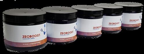 ZeoBoost™ (5-pack)