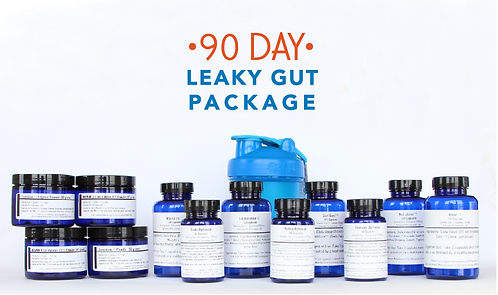90 Day Leaky Gut Package