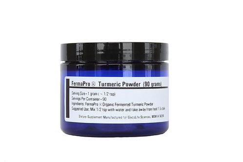 FermaPro® Organic Fermented Turmeric Powder