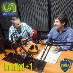 La Mitad + 1 - Lunes 20hs