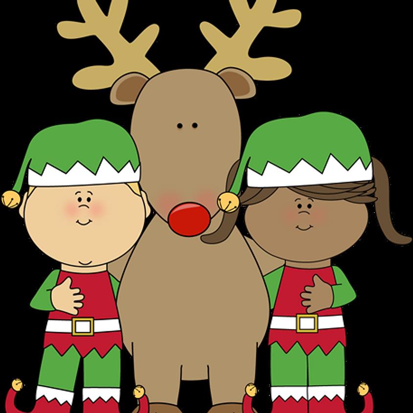 Pinkyz Place is Santa's Place!
