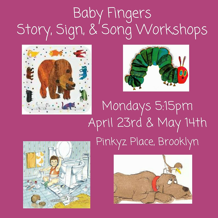 Baby Fingers Story, Sign & Song