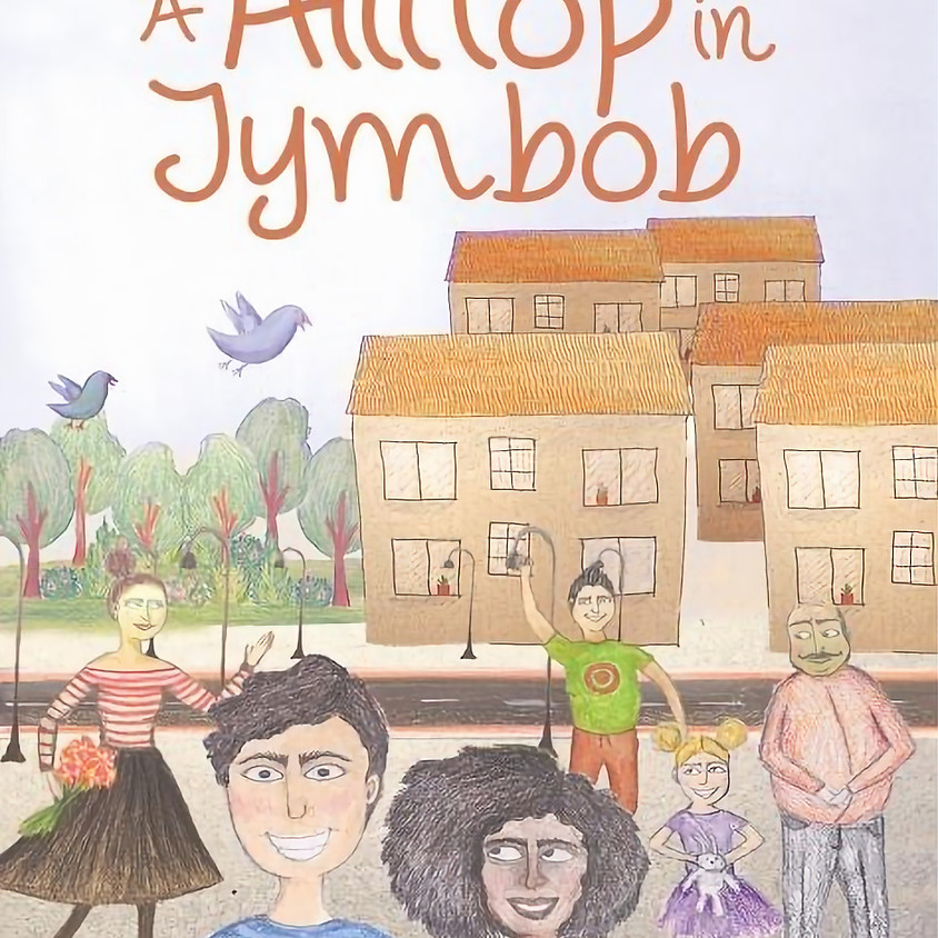 Book Signing: A Hilltop in Jymbob
