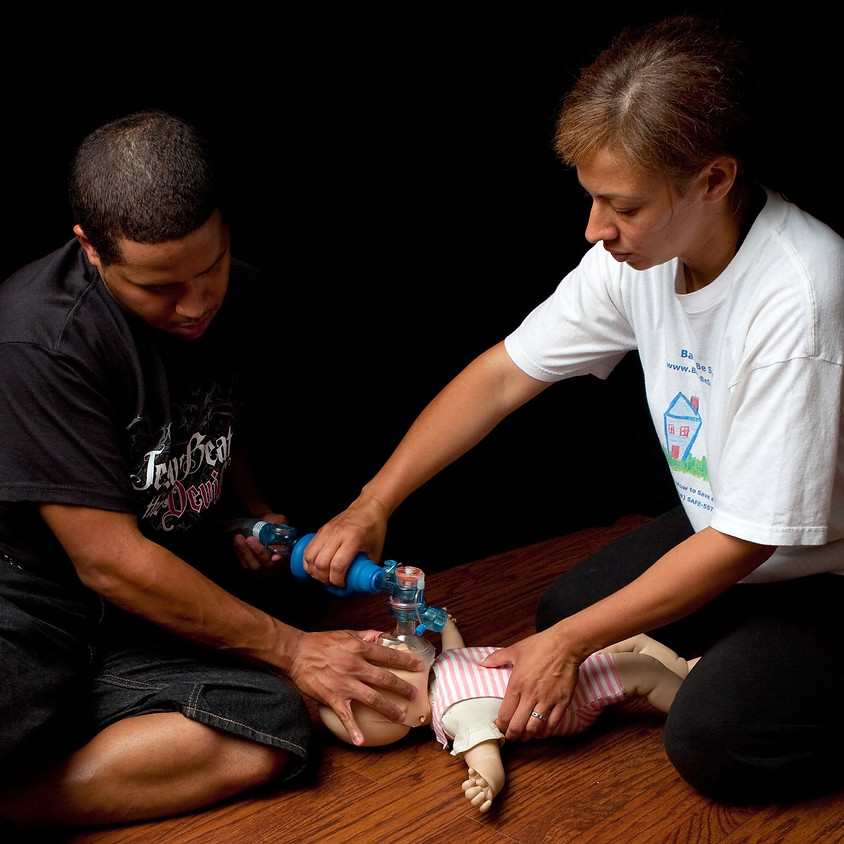 Infant, Child and Adult CPR Training and Certification