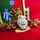 """Thumbnail: Металлический значок - герб ХК """"Уральский трубник"""""""