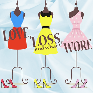 Love Loss logo with blue bck colored dre